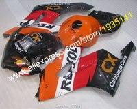 For Honda CBR1000RR Fairing 2004 2005 Repsol CBR 1000RR CBR1000 04 05 Sportbike ABS Body Fairing (Injection molding)