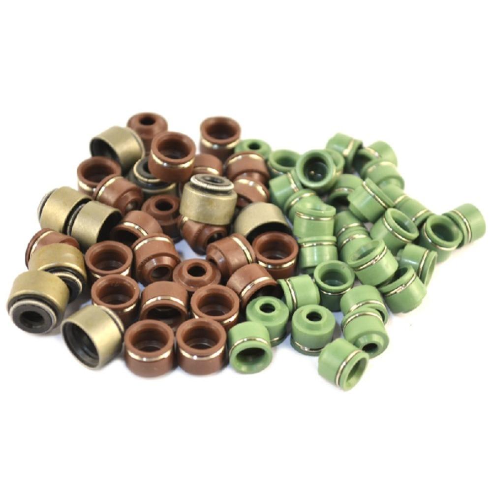 16 шт., 100% Фирменная новинка, сальник для вентиля спирального клапана для SUZUKI GSX250 GJ73A GJ74A|Двигатели|   | АлиЭкспресс