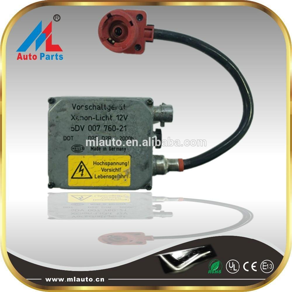 ФОТО OEM! HELLA GEN3 HID XENON Control D2S D2R Ballast 12V FOR B.MW A.UDI 5DV 007 760-21 5DV00776021
