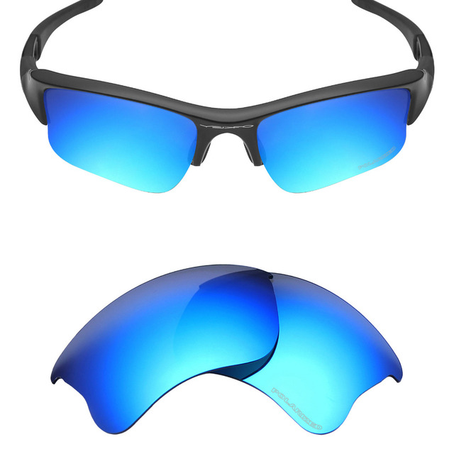 2a0fcea569 Mryok + lentes de repuesto polarizadas resistentes al agua de mar para  chaqueta Flak de roble