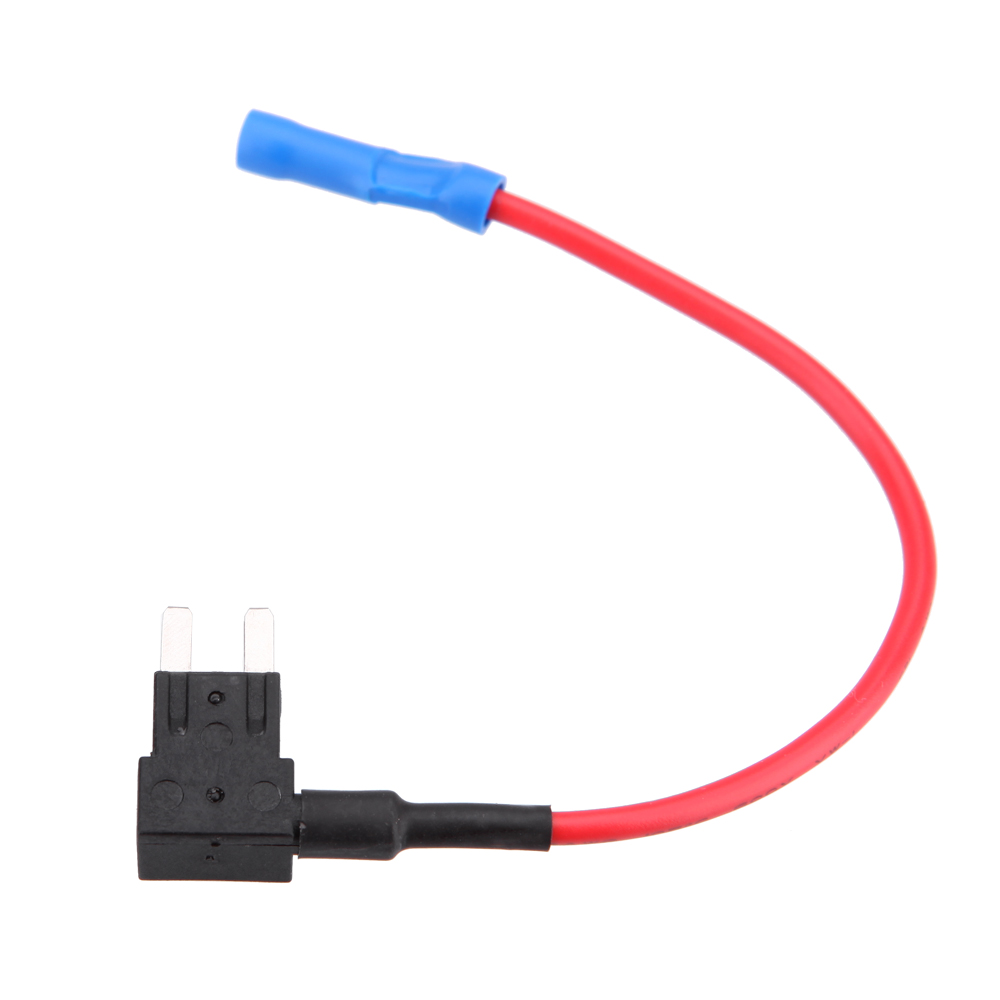 2 Add A Circuit Fuse Tap Piggy Back Micro Holder Aps Att Mini Addacircuit Low Profile Electrical Equipment In Fuses From Automobiles Motorcycles On