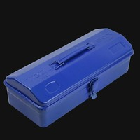 Iron toolbox multi function portable repair tool box car home thickening storage box hardware tool case|Tool Cases| |  -