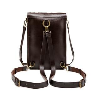 Norbinus, винтажная сумка на плечо, женский рюкзак, стимпанк, рюкзаки для школы, подростков, девочек, с заклепками, повседневный рюкзак, рюкзак дл...