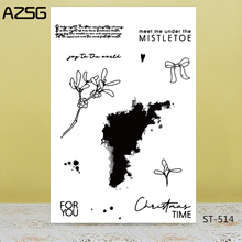 AZSG South America Imprint Clear Stamps/Seals For DIY Scrapbooking/Card Making/Album Decorative Silicone Stamp Crafts