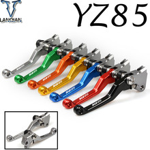 For YAMAHA YZ85 2001 2002 2003 2004 2005 2006 2007 2008 2009 2010 2011 2012 2013 2014 Motorcycle Accessories Brake Clutch Levers