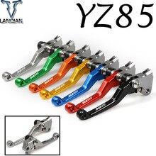 Voor Yamaha YZ85 2001 2002 2003 2004 2005 2006 2007 2008 2009 2010 2011 2012 2013 2014 Motorfiets Accessoires Rem koppeling Hevels