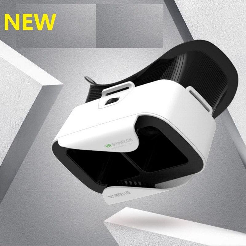 6ebc26a706ec Original VR SHINECON 3.0 3D Headset Google Glass virtual reality 360  cardboard Glasses Head Mount vr box Helmet for 4.5 6  Phone-in 3D Glasses   Virtual ...
