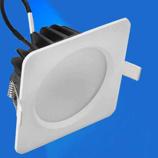 16pcs / lot 20W / 15W WaterProof LED COB ჭერის - შიდა განათება - ფოტო 2