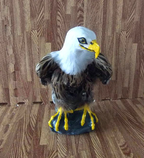large 30x20 cm simulation hawk toy lifelike eagle model home decoration gift t164 simulation animal large 30x25 cm lovely cat model lifelike black cat toy decoration gift t473