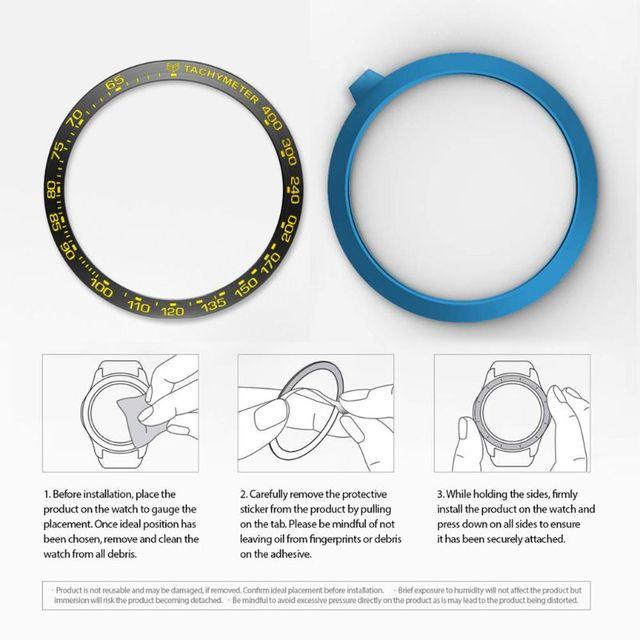 Купить металлический ободок против царапин кольцо клеющаяся крышка