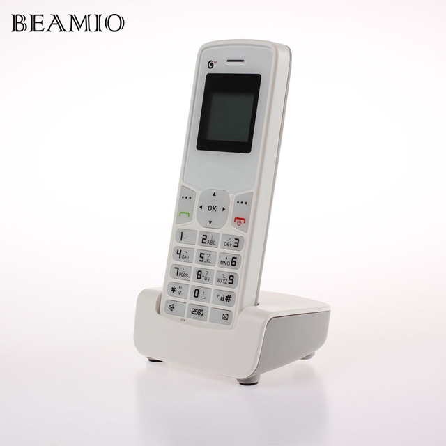 Td Scdma Gsm 900 1800mhz Cordless Phone Landline Telephone With Sim Call Id Fixed