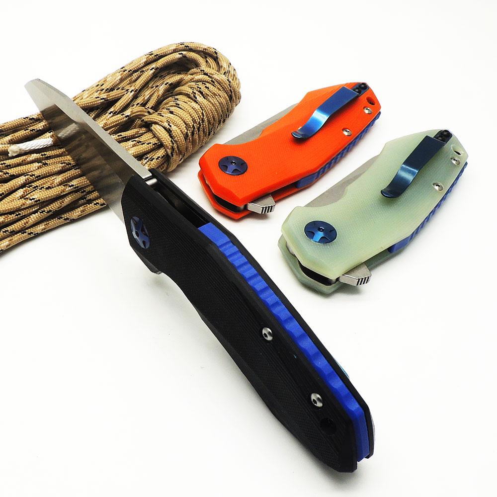 BMT 0456 Coltello a lama tattica pieghevole D2 Lama G10 Maniglia - Utensili manuali - Fotografia 6