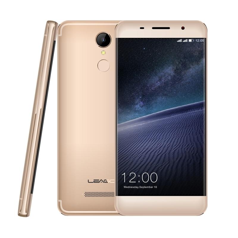 Original Leagoo M5 Edge 5 0 Android 6 0 Smartphone MTK6737 Quad Core Mobile Phone 2GB