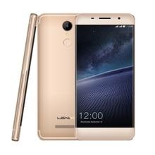 "Original Leagoo M5 Edge 5.0 ""Android 6.0 Smartphone MTK6737 Quad Core Teléfono Móvil 2 GB 16 GB 13MP Huella Digital 4G LTE Teléfono Celular"