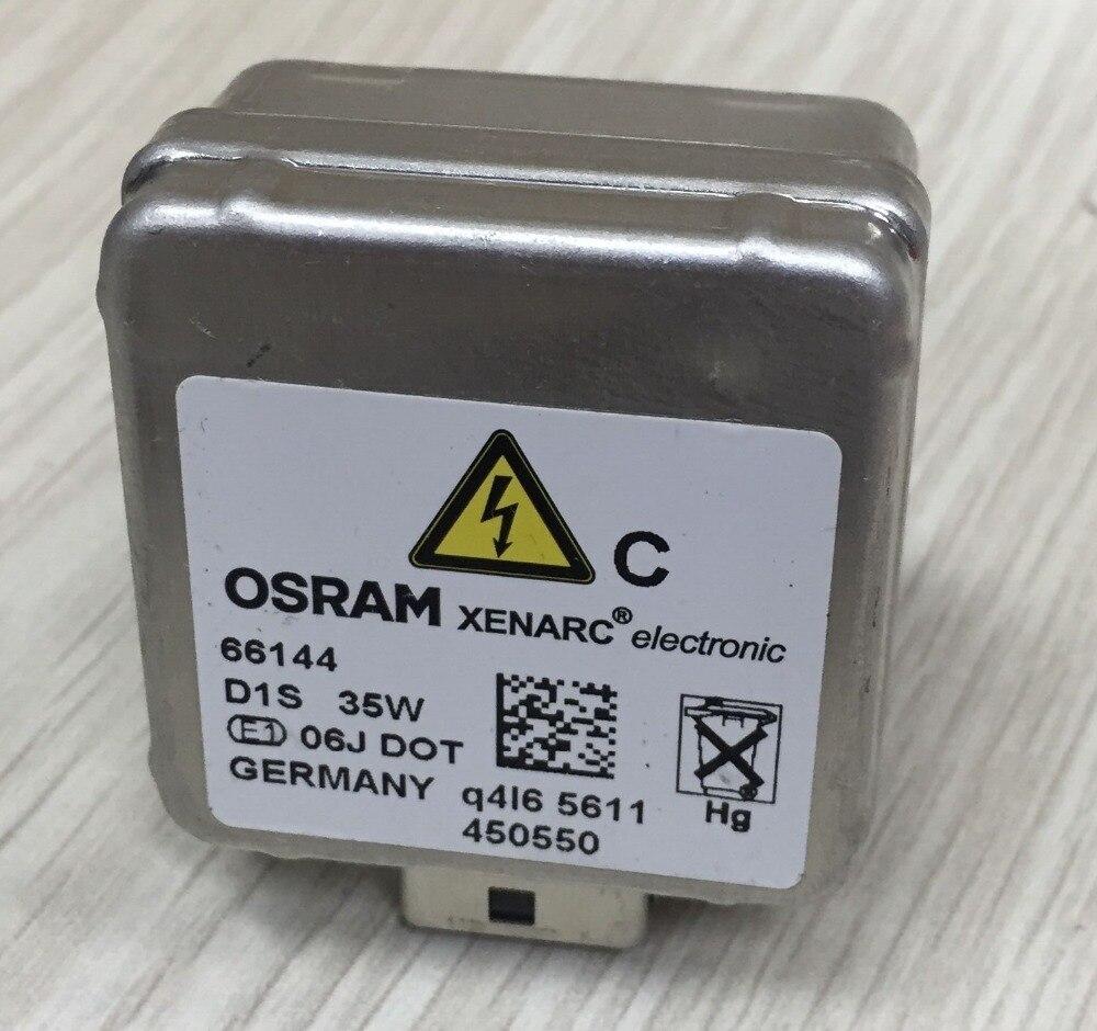 Utilisé Original D1S phares xénon ampoules hid voiture lumières 66144 66140 HID