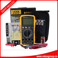 High Precision VICTOR VC9807A Low Price Digital Multimeter