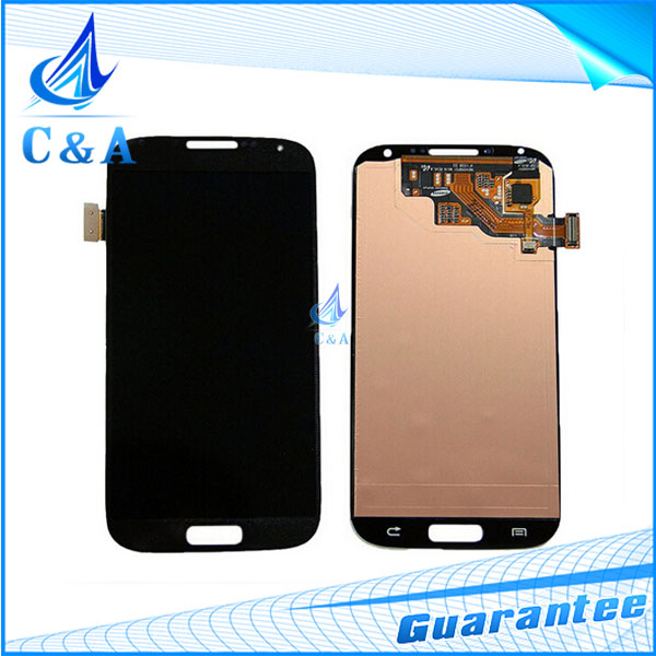 10 pcs tested DHL/EMS post replacement repair parts for samsung s4 i9500 i9505 i337 L720 lcd display with touch screen digitizer