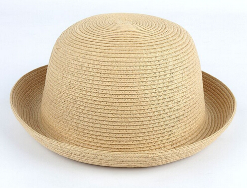 2016 New Kids Straw Hats Fedora Hat Children Chapeu Beach