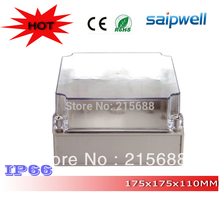 Saipwell Most Popular IP66 Outdoor Waterproof Box,175*175*110mm