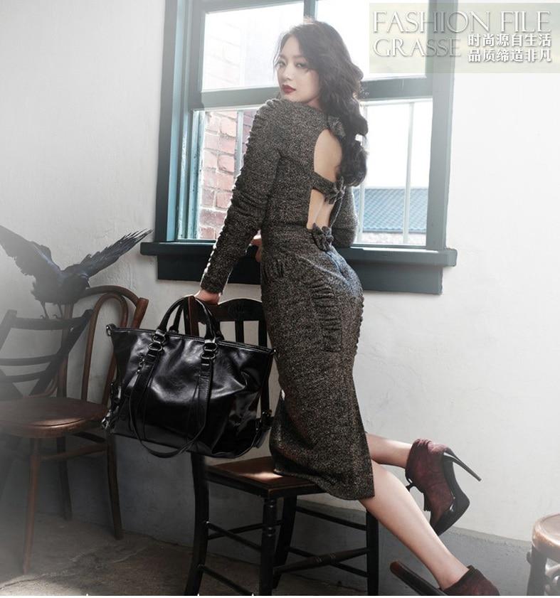 moda padrão bolsas femininas mensageiro sacos casuais
