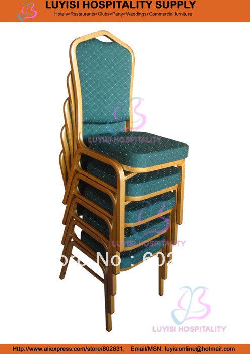 Steel Banquet Chair LUYISI103025gg