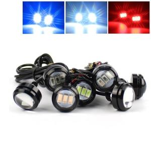 2pcs Car Motorcycle LED Decora