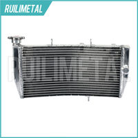 High Quality Cooling Cooler Replacement Radiator Aluminium Alloy Cores Core for Honda CBR929RR CBR 929 RR 929RR 2000 2001 00 01