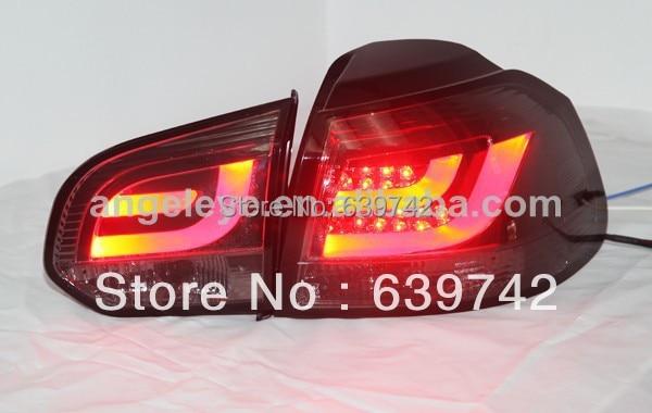 Za VW Golf 6 zadnja svjetla zadnja svjetla zadnja svjetla 2009-2011. - Svjetla automobila - Foto 4