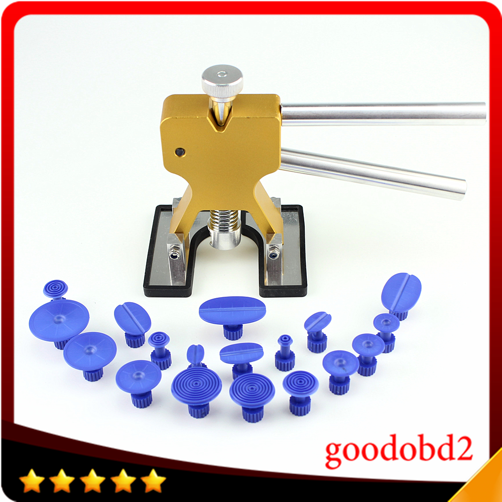 Car PDR Tools Dent Removal Paintless Dent Repair Tools PDR Dent Puller Glue Tabs Suction Cup Hand Tool Herramentas 18pc Glue Tab pdr tools for car kit dent lifter glue tabs suction cup hot melt glue sticks paintless dent repair tools hand tools set