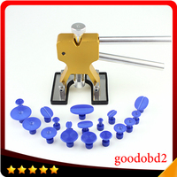 PDR Tools Dent Removal Paintless Dent Repair Tools PDR Dent Puller Glue Tabs Suction Cup Hand