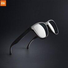 Xiaomi Mijia Youpin TAC классические квадратные солнцезащитные очки для мужчин и женщин, поляризационные линзы, цельный дизайн, спортивные солнцезащитные очки для вождения