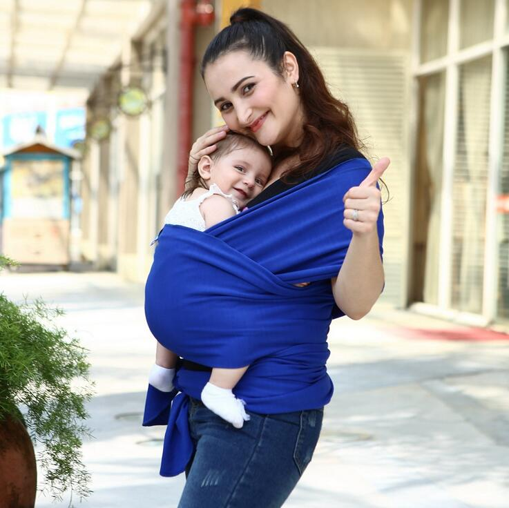 2016 Hot Cotton Bibs Soft Baby Breathable Baby Sling Breastfeeding Comfortable Care Set cotton