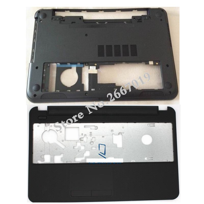 Upper-Bottom-Base-Cover Inspiron DELL Palmrest FOR 15R 3521 3537 2521 NEW