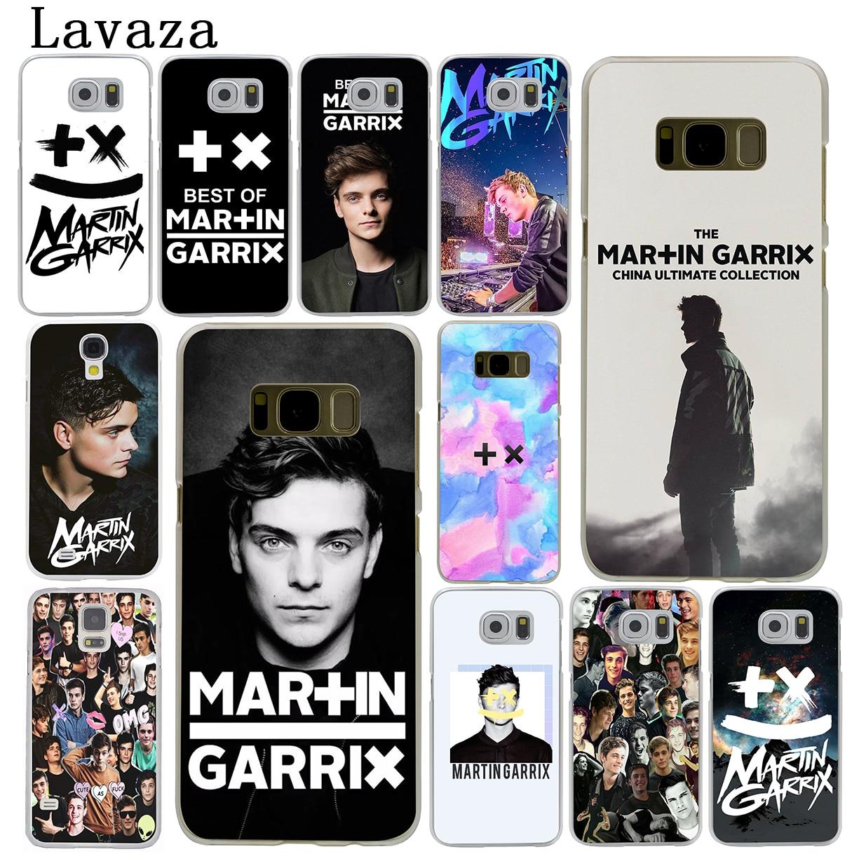 Lavaza Martin Garrix Famous DJ Hard Phone Cover Case for Samsung Galaxy S9 S6 S7 Edge S8 Plus S3 S4 S5 & Mini S2 Cases