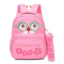Kids School Bags Children Backpacks Girls and Boys Backpack Schoolbag Mochila Bookbag Travel Bags orthopedic mochila infantil цена