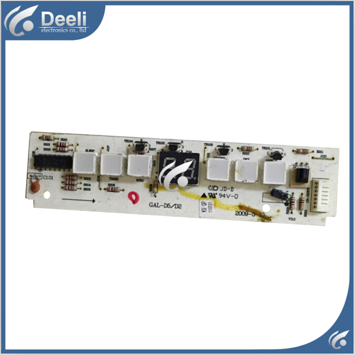 95% new good working for air conditioning motherboard Computer board GAL0411GK-12APH1 display panel GAL-D5/D2 on sale 95% new good working for haier air conditioning computer board motherboard 0011800294 on sale