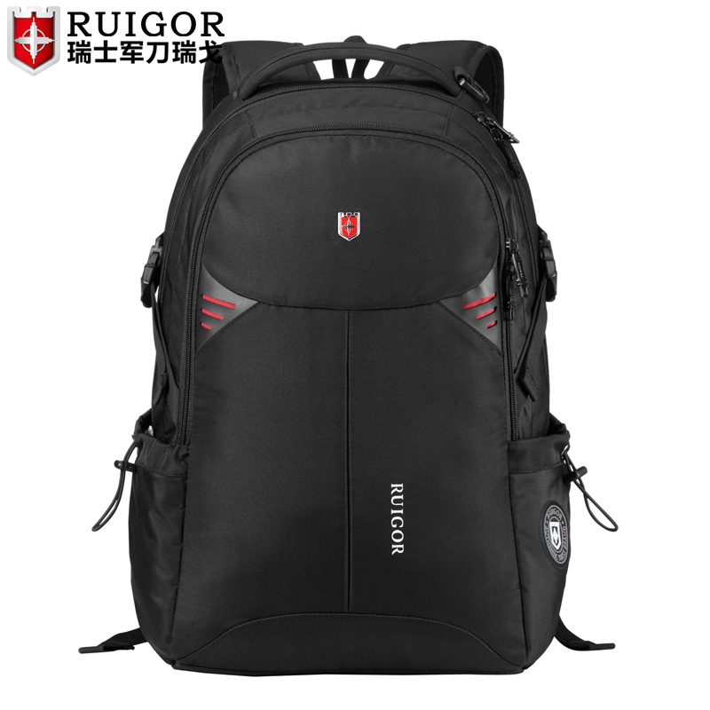 RUIGOR men USB laptop backpack Large Capacity Schoolbag waterproof antitheft backpacks  travel bags Casual Fashion sports bagRUIGOR men USB laptop backpack Large Capacity Schoolbag waterproof antitheft backpacks  travel bags Casual Fashion sports bag