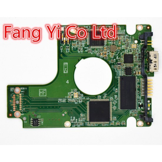 Free shipping HDD PCB FOR Western Digital/ Logic Board /2060-771801-002 REV A 771801-002 WD5000BMVW