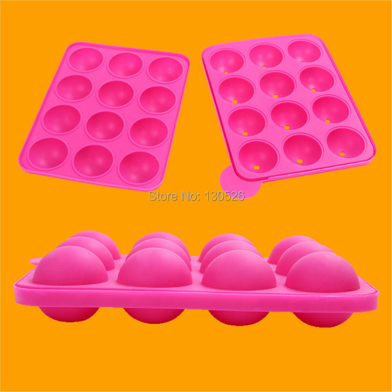 Cake Pop Silicone Mould Tips