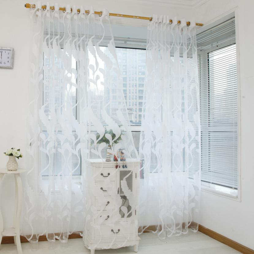 1 Pc Curtain And 1 Pc Tulle Peony Luxury Window Curtains: Aliexpress.com : Buy 1PC Window Curtain Peony Sheer