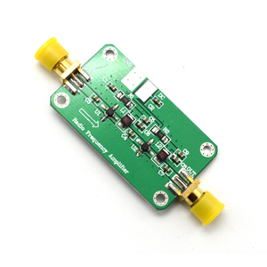 Image 2 - Lusya 1 MHz 2000 Mhz の Rf 広帯域パワーアンプ低ノイズアンプ 64dB 利得 NF: 1.8 LNA モジュール HF VHF UHF fm アマチュア無線 G2 003