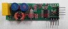 Envío libre Power line carrier tablero del desarrollo del módulo de Comunicación módulo St7540 DC/power
