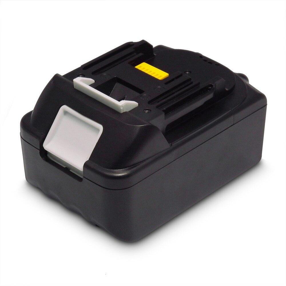 Лидер продаж 18 В 4000 мАч литий-ионный Мощность инструменты Замена аккумулятора для шуруповерт Makita перезаряжаемый аккумулятор BL1815 BL1830 BL1840