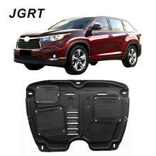 2014-2017 Car styling For Toyota Highlander plastic steel engine guard 2009-2013 Engine skid plate fender 1pc