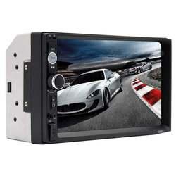 """7010B 7 """"двойной Din Сенсорный экран Аудио стерео ресивер MP5 плеер fm-радио видео Bluetooth Media Поддержка MP3/ WMA/WAV"""