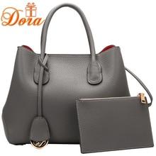 Genuine Leather women bag handbag luxury handbags women bags designer Famous Brand Large Capacity Ladies Bag Dollar Price 2016