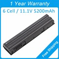 Новый 6-ячейный Аккумулятор для ноутбука dell Latitude E5420m E5520m E6530 E6420 ATG E6430 ATG HCJWT M5Y0X 312-1311 N3X1D YKF0M 451-11694