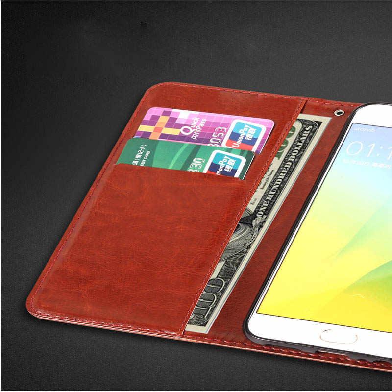 Flip Case untuk Nokia 1 2 3 5 6 7 8 2.1 3.1 5.1 6.1 7.1 Plus Cover PU Kulit dompet Coque untuk Nokia6 Nokia1 Nokia2 Phone Case