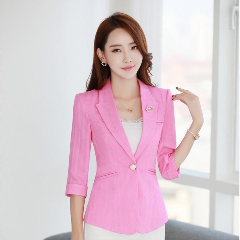 Pink Summer Jacket Promotion-Shop for Promotional Pink Summer ...