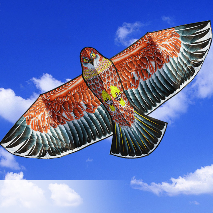 Out-Door-Wholesale-High-Quality-16m-Eagle-Kite-With-Handle-Line-Kite-Games-Bird-Chinese-Eagle-Toy-Flying-Kites-1